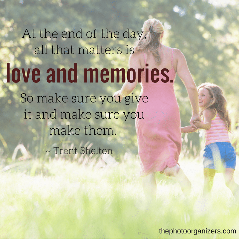 quotes about memory archives the photo organizers