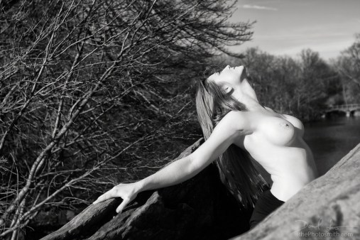 Art nude in Central Park by ThePhotosmith
