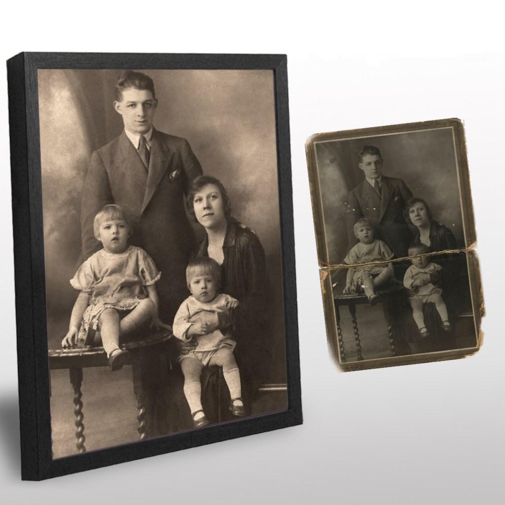 Photo Restoration 22