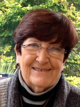Meryl Harrison from Zimbabwe