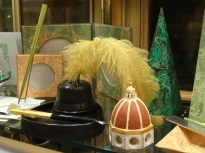 Shop window in Florence