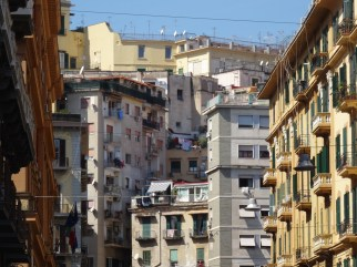 Naples waits for the Pope