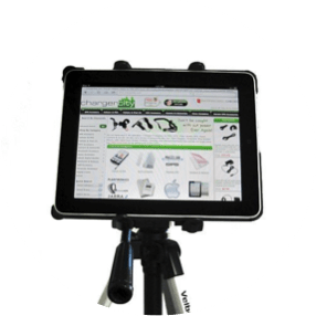 ChargerCity Tripod Tablet Mount