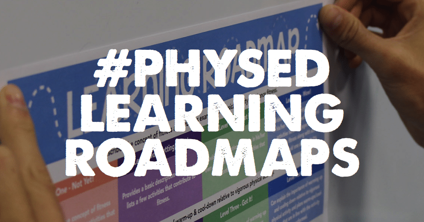 PhysEd-Learning-Roadmaps