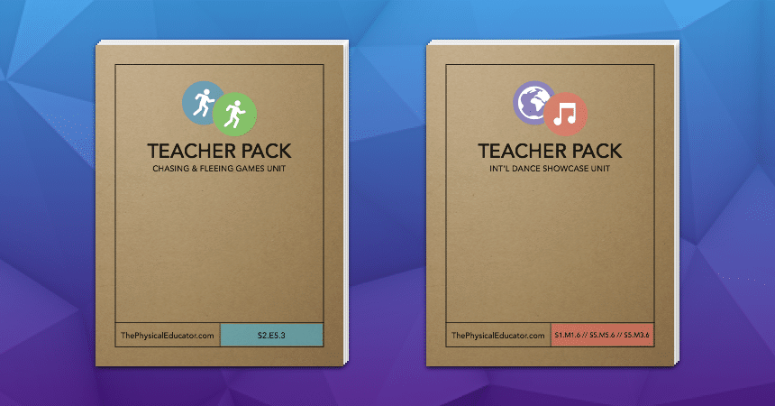 Teacher Pack Covers
