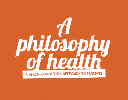 Health Education Philosophy