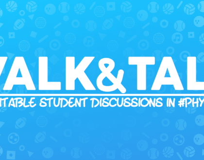 Walk And Talk Equitable Student Discussions In Physical Education