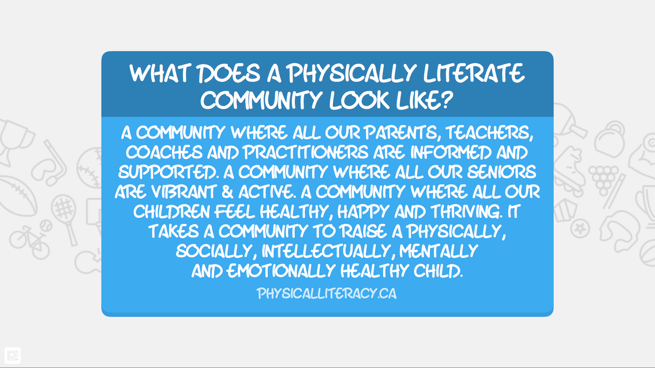 Physical Literacy: A Parent\'s Perspective | ThePhysicalEducator.com