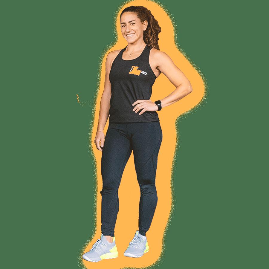 female personal trainer in dubai