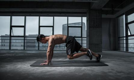 Exercise for knee ligament tear