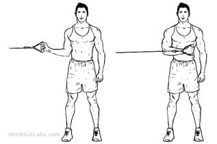 Shoulder exercises for frozen shoulder