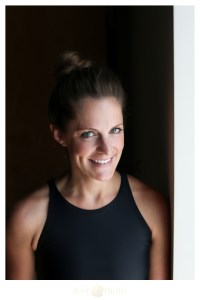 Kelly Magnus head shot yoga instructor