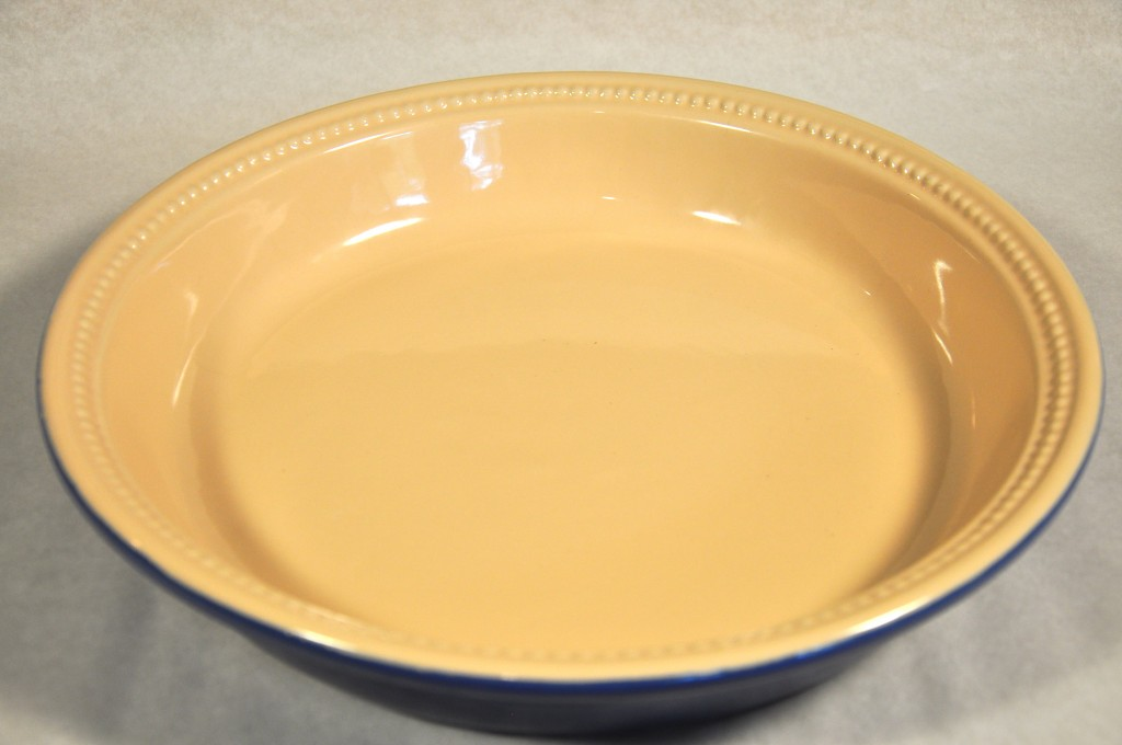 Private Le Creuset Stoneware offering at The Pie Academy