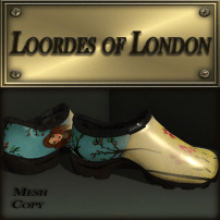 Loordes of London-Land's End Clogs-#4 1