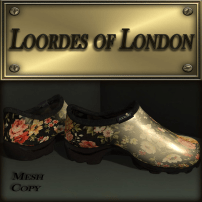 Loordes of London-Land's End Clogs-#7 1