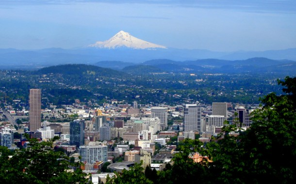 Portland - Mt. Hood