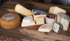 Local cheese tastings at The Piggy Market