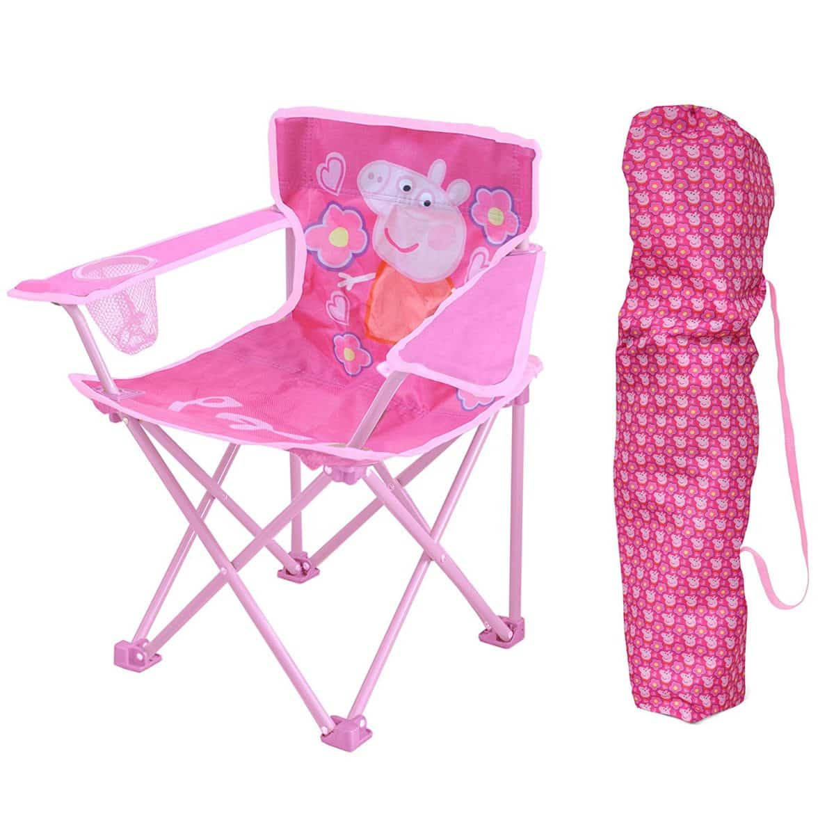 child camping chair adirondack plans lowes peppa pig family camper van the piggy store