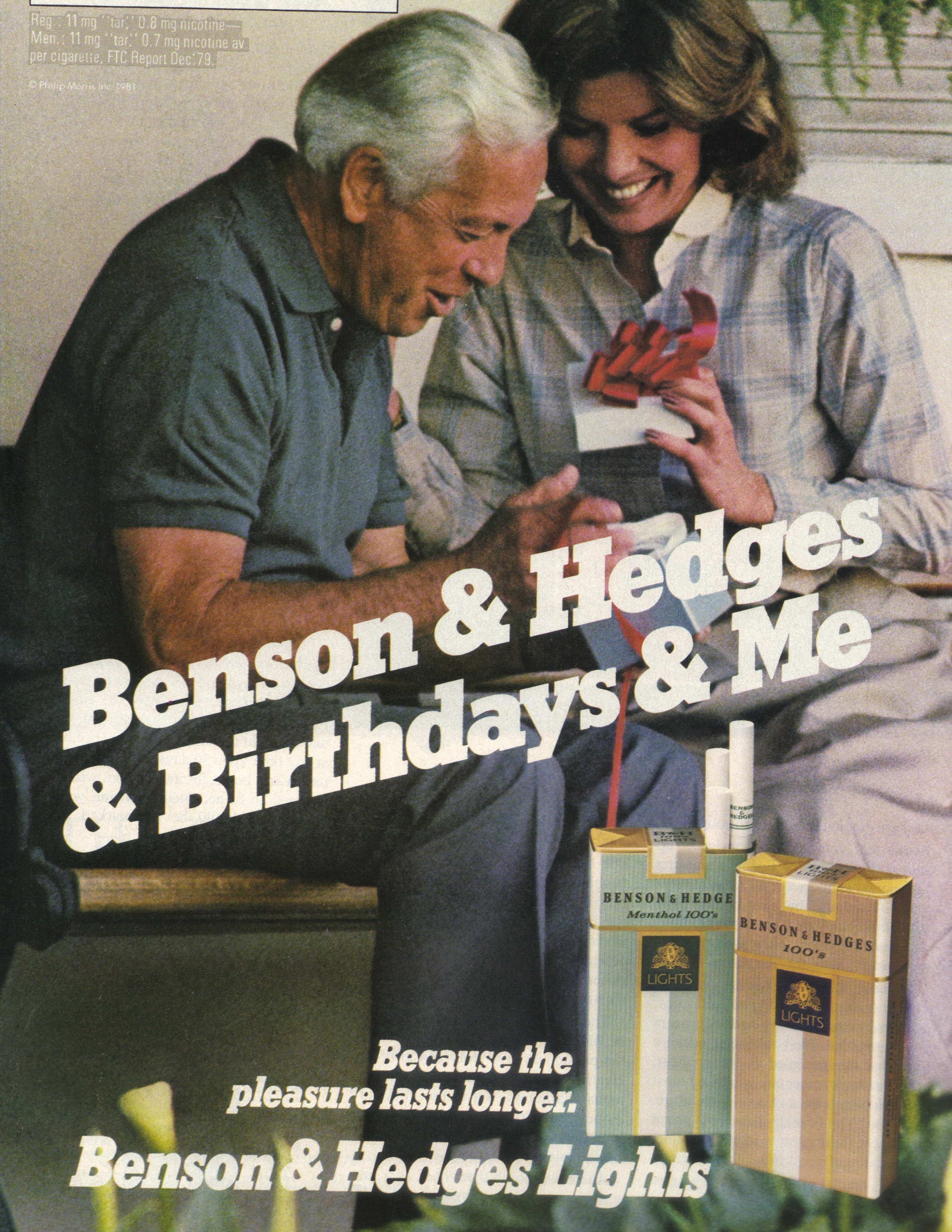 Benson and Hedges