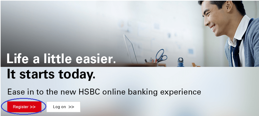 How to Register and Log on to HSBC Online Banking - The