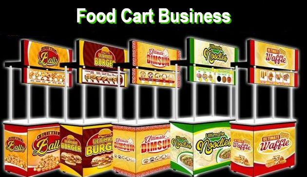 94 food business ideas in the philippines philippines food cart