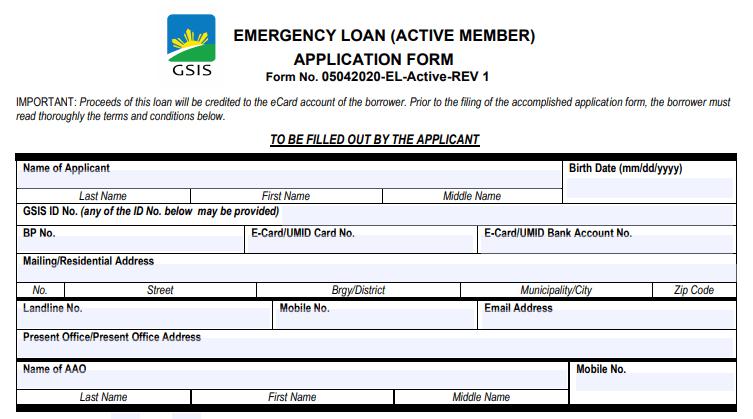 gsis calamity loan