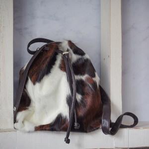 Hurdler Leather Bag