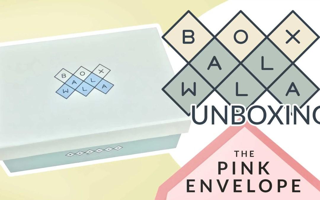 Beauty Box Subscription – Boxwalla Review