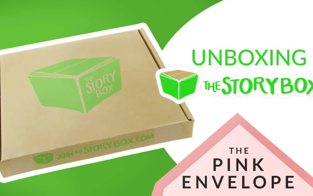 Book Subscription Box Review – The Story Box Review