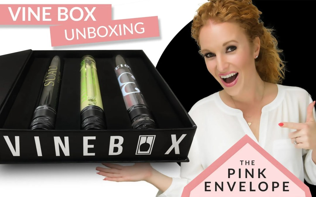Wine Subscription Box – VineBox Review