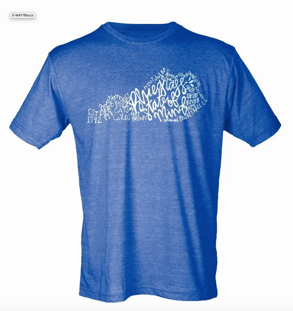 Kentucky T-shirt Subscription