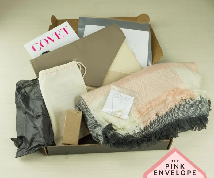 Covet Crate Review