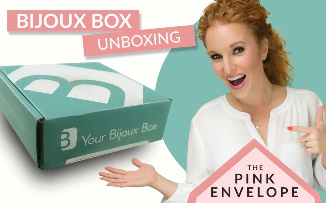 Your Bijoux Box Review – April 2016