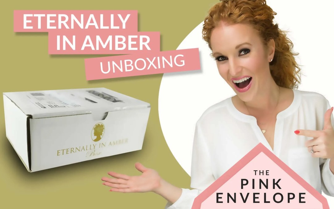 Eternally In Amber Review – Hair Accessories Subscription