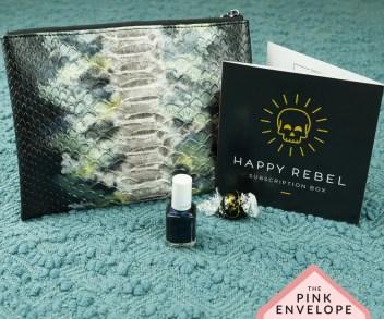 Happy Rebel Box review