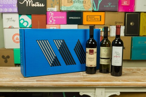 Wine Subscription Box