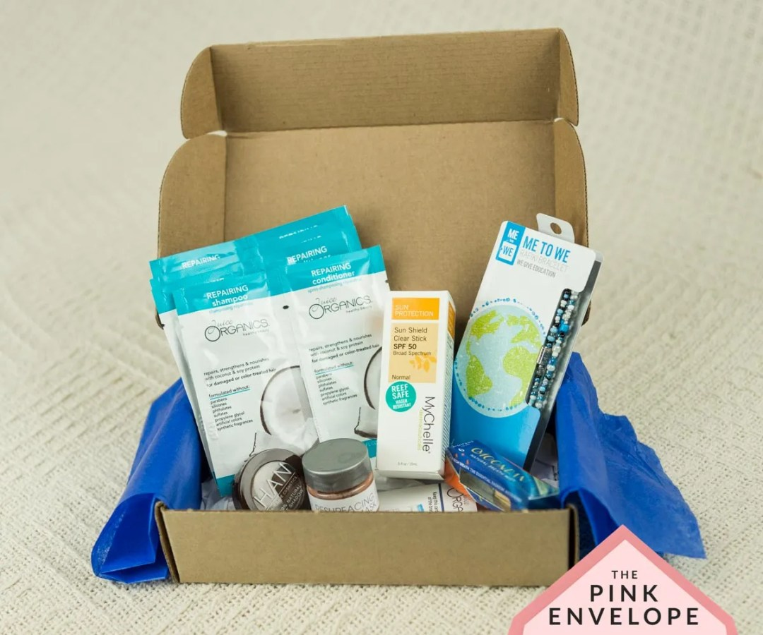 Goodbeing Box Review