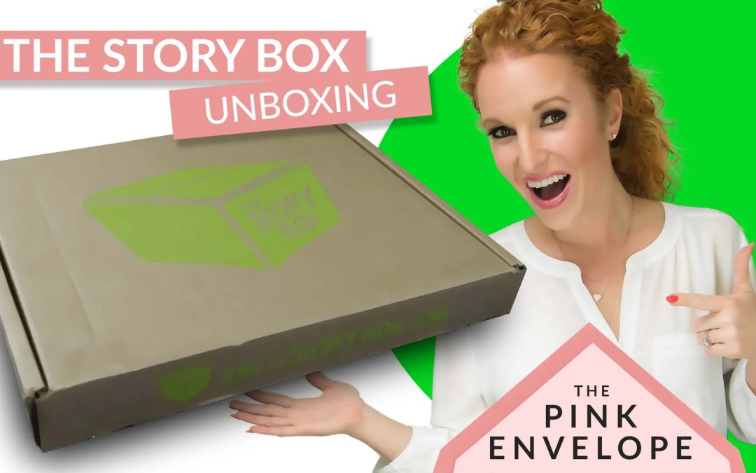 The Story Box Review and Unboxing