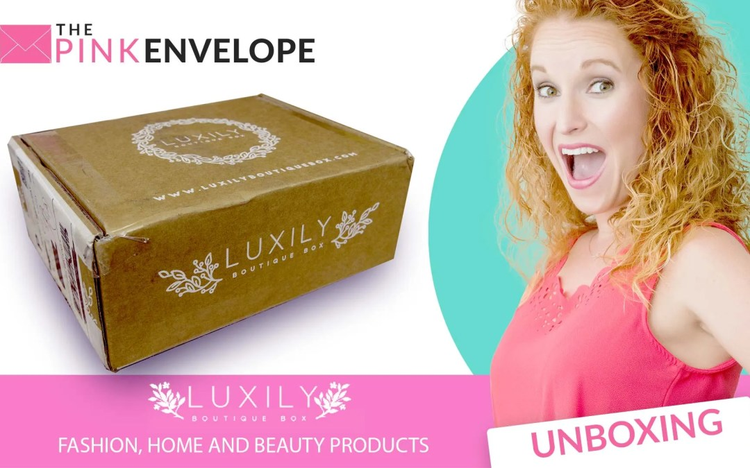Luxily Boutique Box Review – June 2016 Unboxing