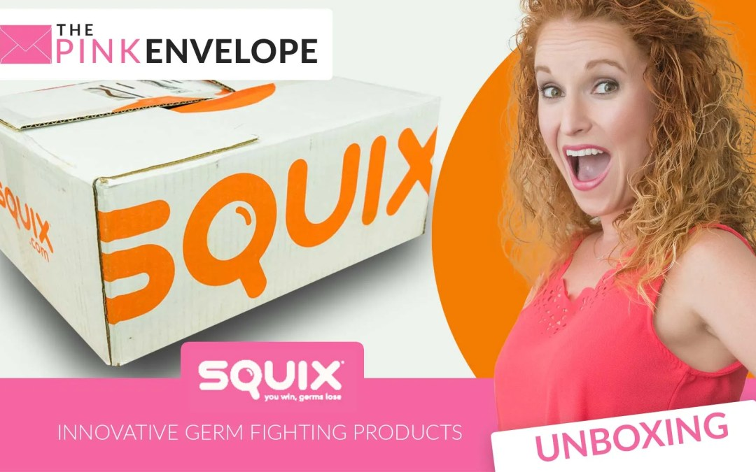 SQUIX Q Box Review – Fighting Germs Monthly