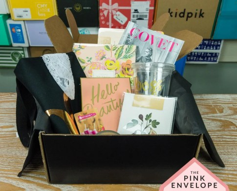 Covet Crate July 2106 Review