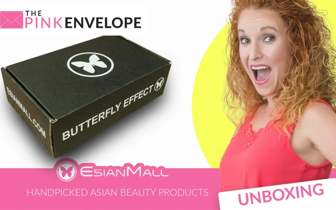 Esian Mall Review – Beauty and Food July 2016 Unboxing – CLOSED
