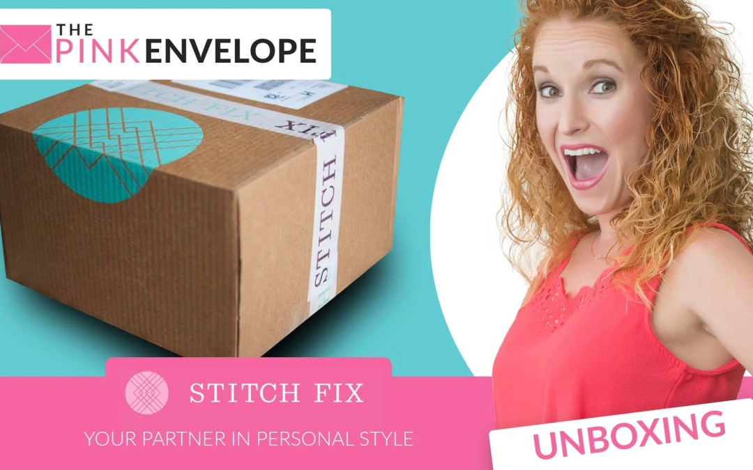 Stitch Fix Reviews & Unboxing #14 & Happy Holidays