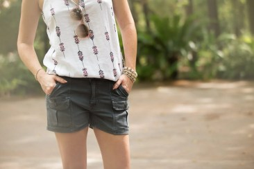 Stitch Fix Chester Cargo Shorts