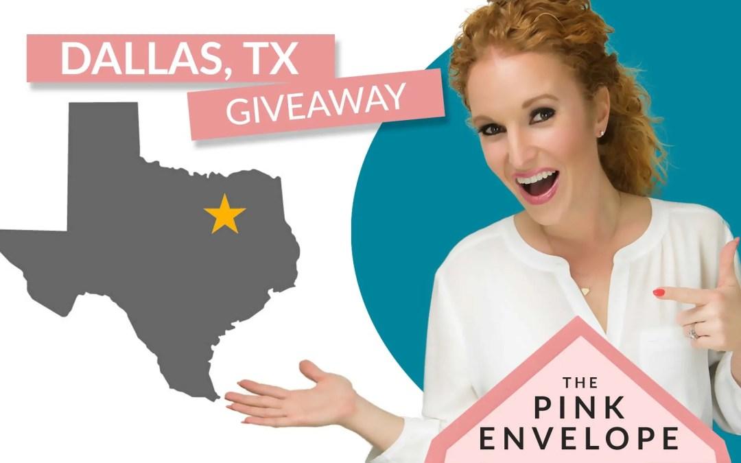 Dallas, TX Giveaway