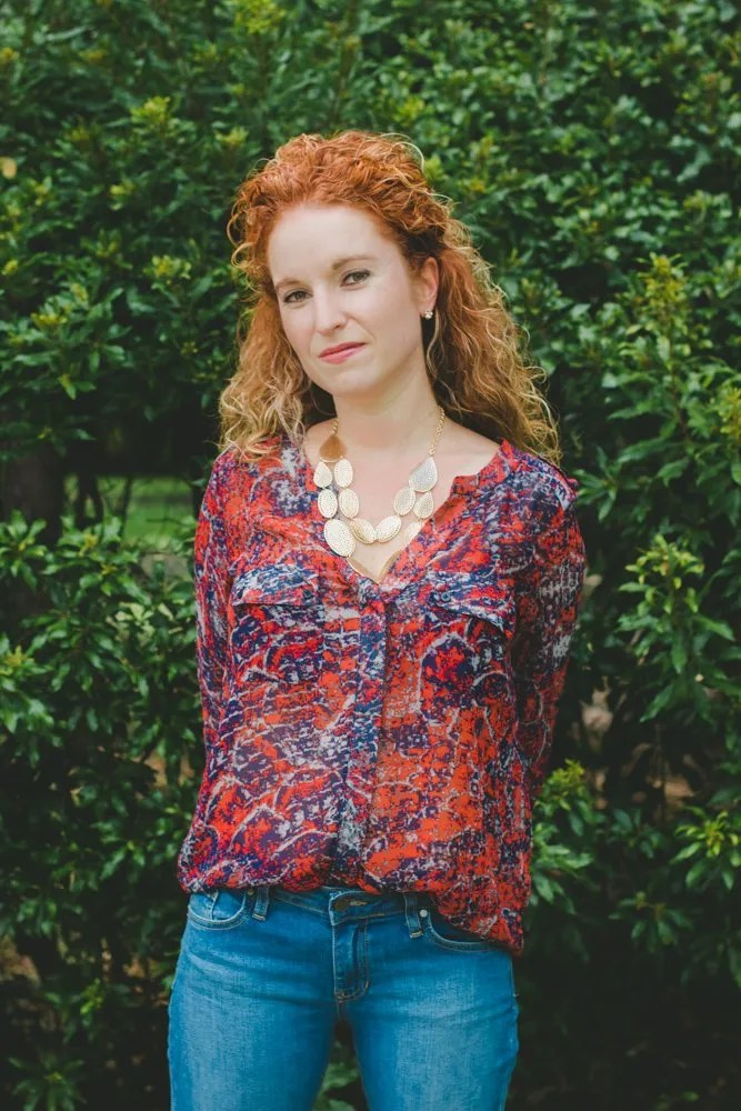 Stitch Fix Rilo Button up blouse