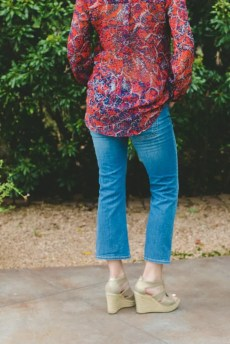 Stitch Fix Rilo Button up blouse