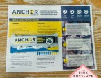 Anchor Nutrition Bar Review