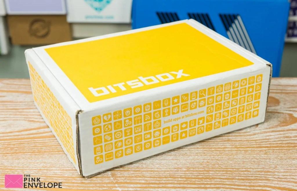 BitsBox Unboxing
