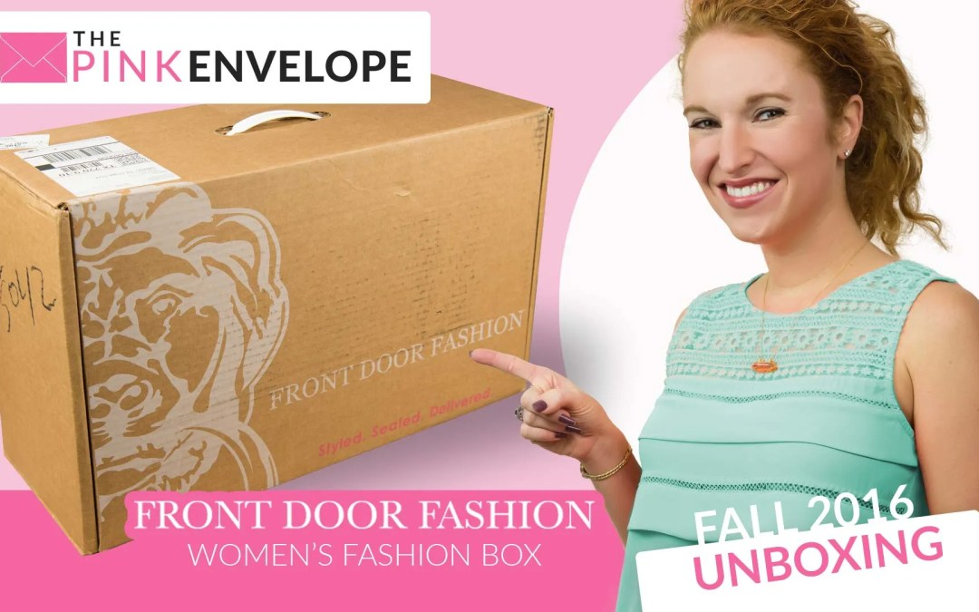 Front Door Fashion Review – Women's Clothing Subscription